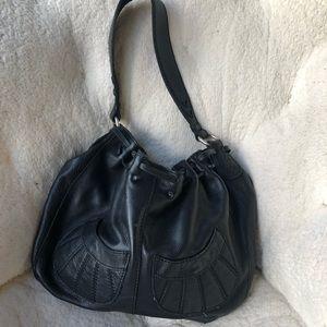 Lucky Brand super soft leather hobo shoulder bag